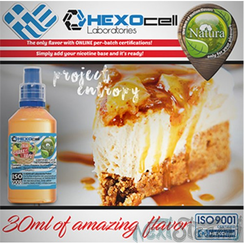 mix shake vape - natura 30/60 ml project entropy