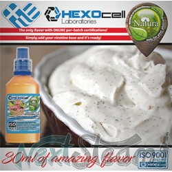 mix shake vape - natura 30/60 ml vanilla buzz
