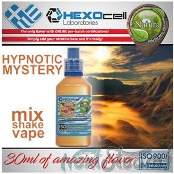 mix shake vape - natura 30/60 ml hypnotic mystery