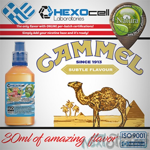 mix shake vape - natura 30/60 ml cammtel
