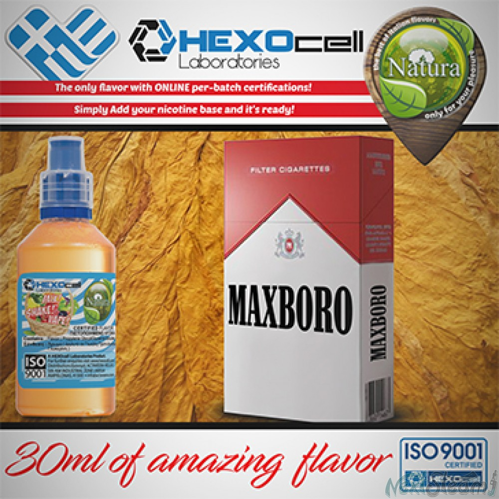 mix shake vape - natura 30/60 ml max-blend