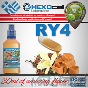 mix shake vape - natura 30/60 ml ry4