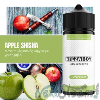 ntezaboy - apple shisha 25/120 ml