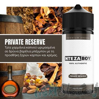 ntezaboy - private reserve 25/120 ml