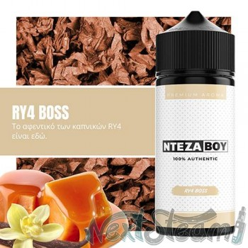 ntezaboy - ry4 boss 25/120 ml