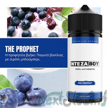 ntezaboy - the prophet 25/120 ml