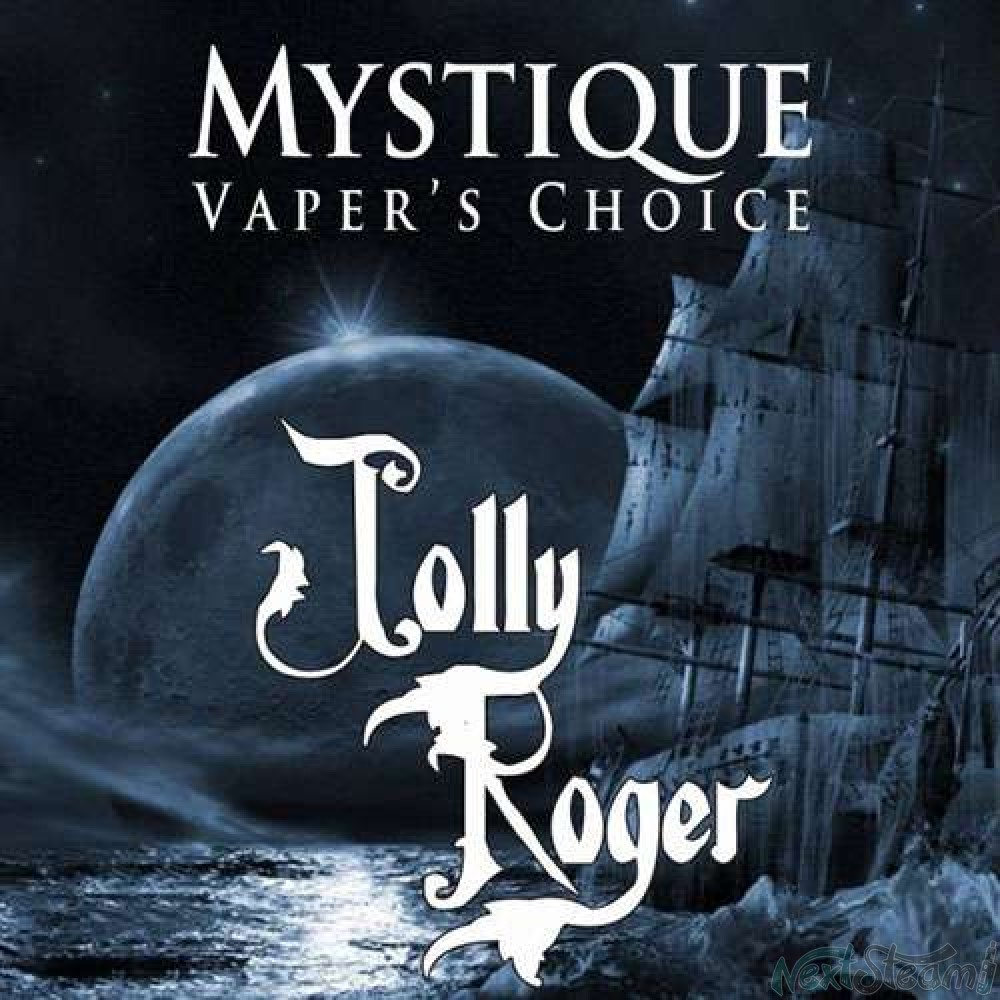 mystique mix and vape - jolly roger