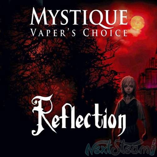 mystique mix and vape - reflection