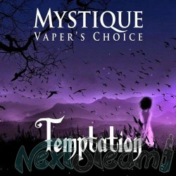 mystique mix and vape - temptation