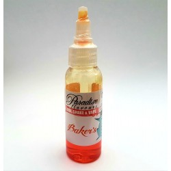 paradise flavours shake and vape - baker's 10ml (50ml)