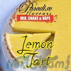 paradise flavours - lemon tart 10/50ml