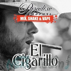 paradise flavours - el cigarillo 10/50ml