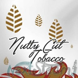 paradise flavours shake and vape - nutty cut tobacco 10ml (50ml)