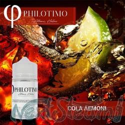 philotimo liquids - cola and lemon 30/60ml