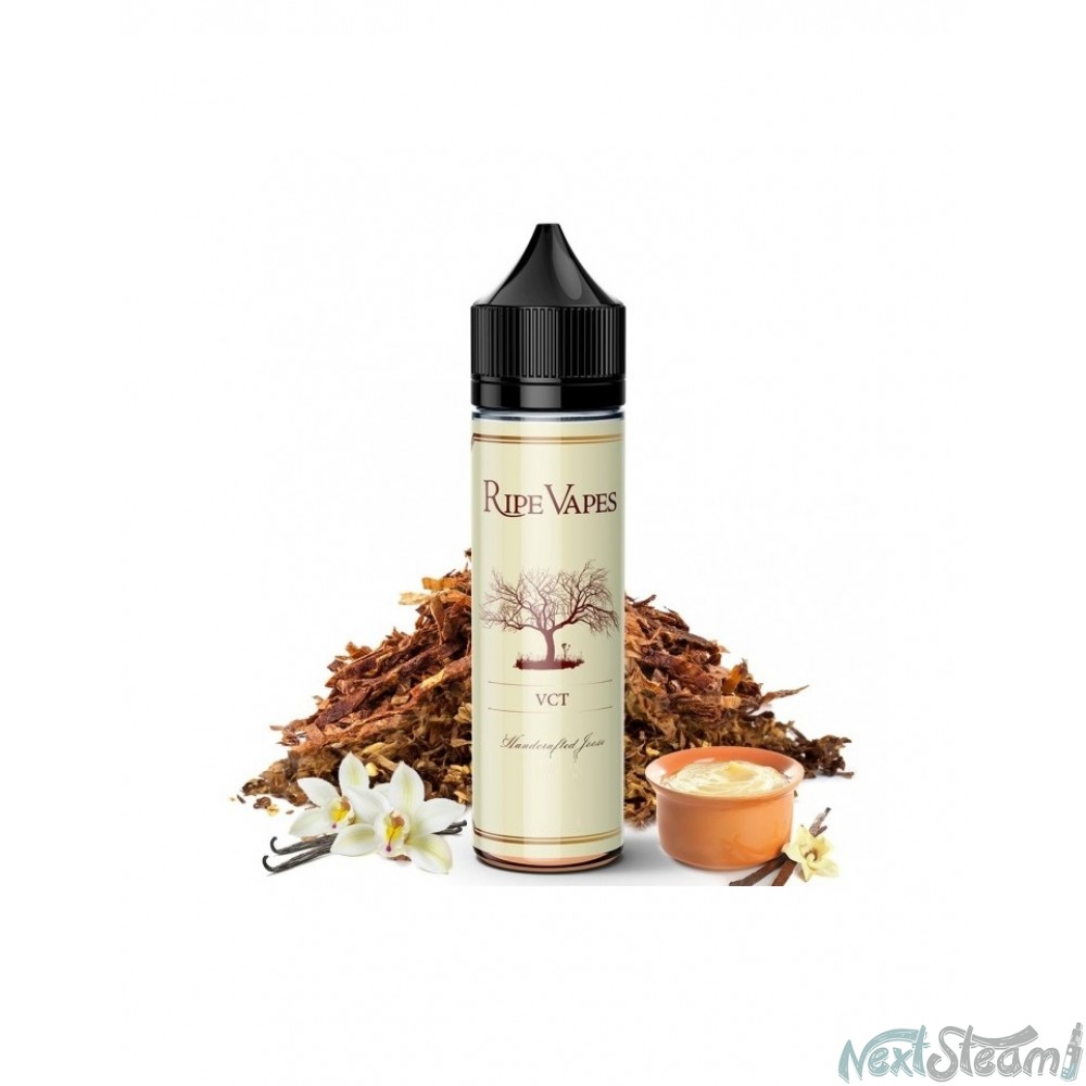 ripevapes flavor shot - vct