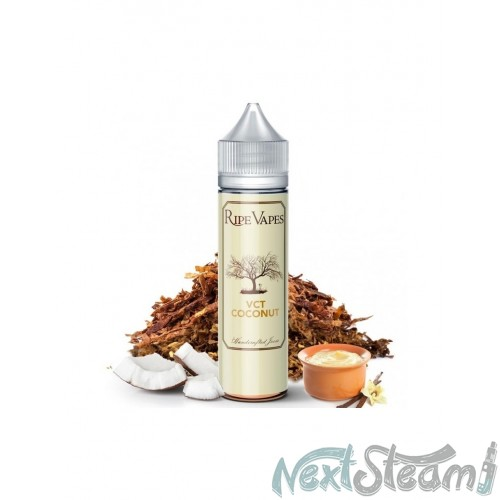 ripevapes flavor shot - vct coconut