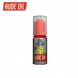 rude oil coil grease 3x 10ml