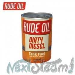 rude oil - dirty diesel 3x 10ml