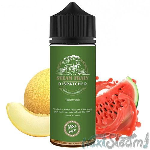 steam train - dispatcher flavorshot 24/120ml