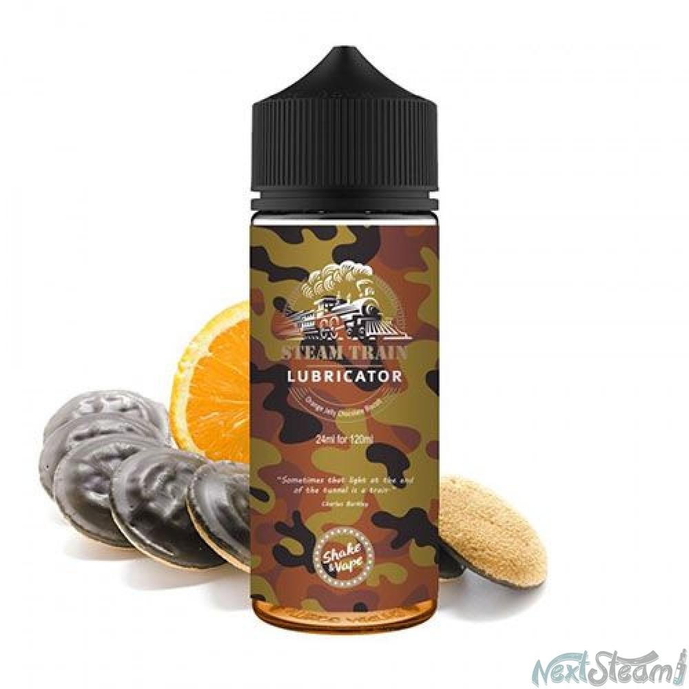 steam train - lubricator flavorshot 24/120ml