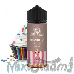 steam train - magnificent 24/120ml