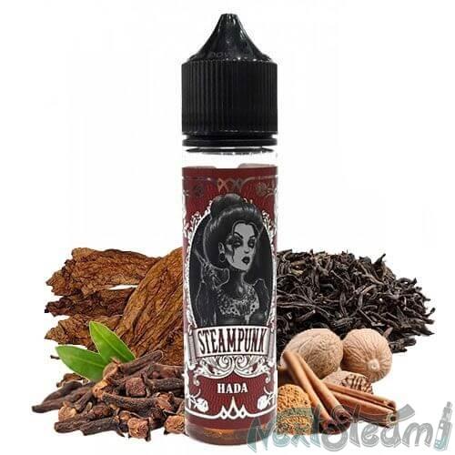 steampunk flavor shots - hada 20/60ml