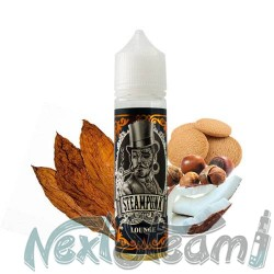 steampunk flavor shots - lounge 20/60ml