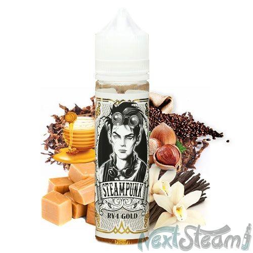 steampunk flavor shots - ry gold 20/60ml