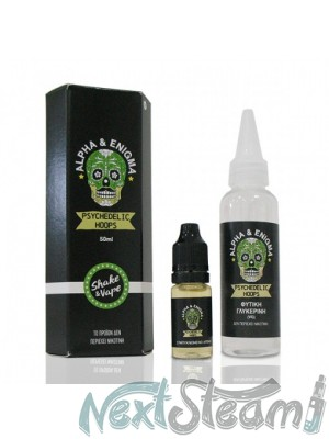 alpha & enigma - psyhedelic hoops 10/50ml