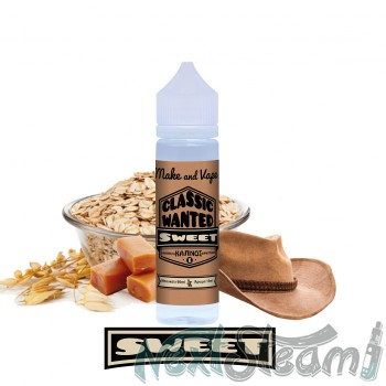vdlv - sweet tobacco 15/60ml