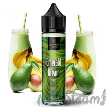 vnv alchemists brew - emerald dream by diliaki 12/60ml