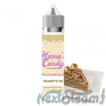 mama's candy - granny's pie 12/60ml