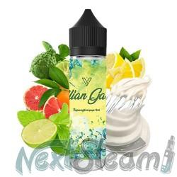vnv liquids - sicilian garden 12/60ml