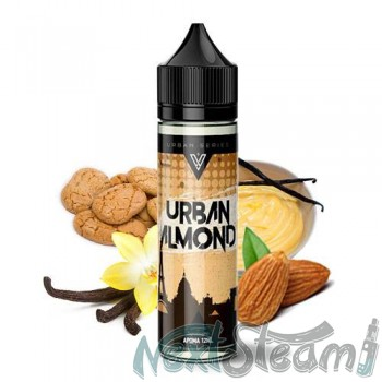 vnv liquids - urban almond 12/60ml