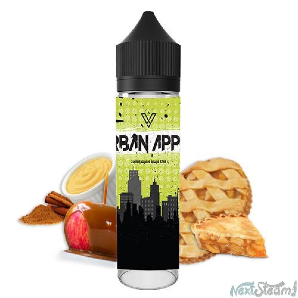 vnv liquids - urban apple 12/60ml