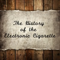 Η ιστορια του ηλεκτρονικου τσιγαρου